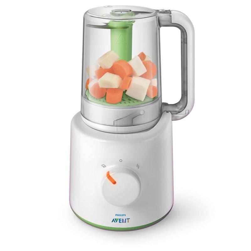robot-cuiseur-vapeur-et-mixeur-philips-avent