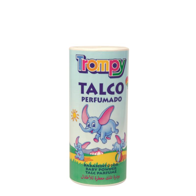 TALC PARFUME 250G - TROMPY